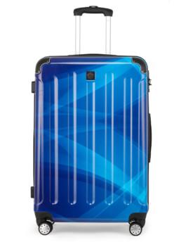 Cab Köpenhamn resväska i flerfärgad blå