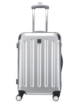Cab Köpenhamn resväska i färg silver