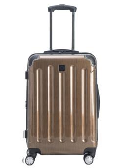 Cab Köpenhamn resväska i färg Brons Rand