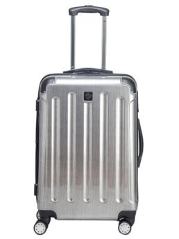 Cab Köpenhamn resväska i färg Silver Rand