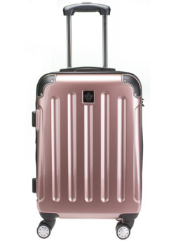 Cab Köpenhamn resväska i färg Rosé champagne