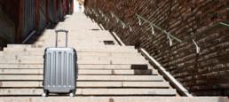 Cab Köpenhamn - En tålig resväska i tre olika storlekar