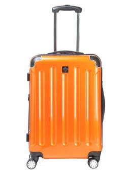 Cab Köpenhamn resväska i färg orange