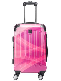 Cab Köpenhamn resväska i Rosa flerfärgad