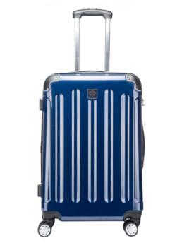 Cab Köpenhamn resväska i färg blå