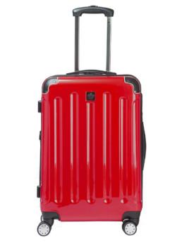 Cab Köpenhamn Röd resväska