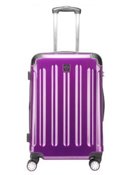 Cab Köpenhamn resväska i färg purple